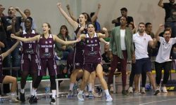 La tercera victoria cae en Murcia (54-58)