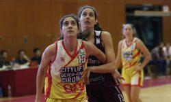 Solidez lila en el regreso de Cristina Hurtado (67-38)