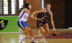 Billete para la Final F4 sellado con suspense final (68-63)